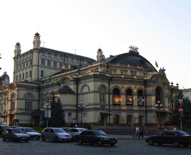 Театр оперы и балета им. Т. Шевченко