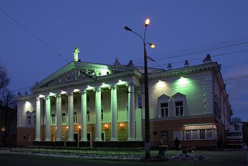 Музыкально-драматический театр им. Садовского