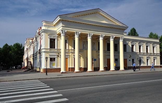 Николаевский  драматический театр