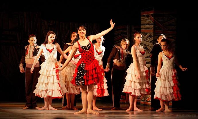 Театр « Киев модерн-балет»