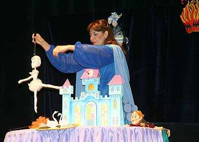 Донецкий кукольный театр