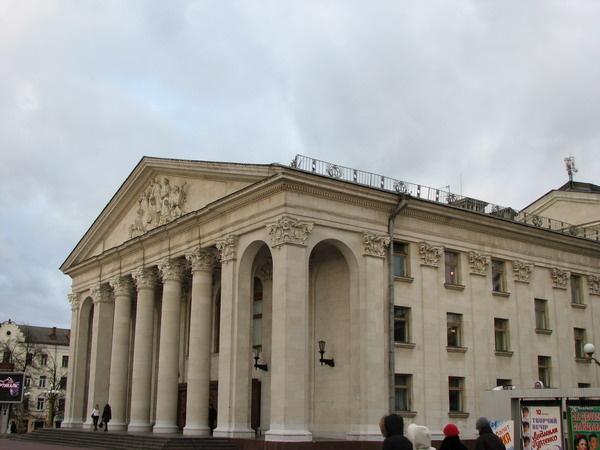 Черниговский музыкально-драматический театр