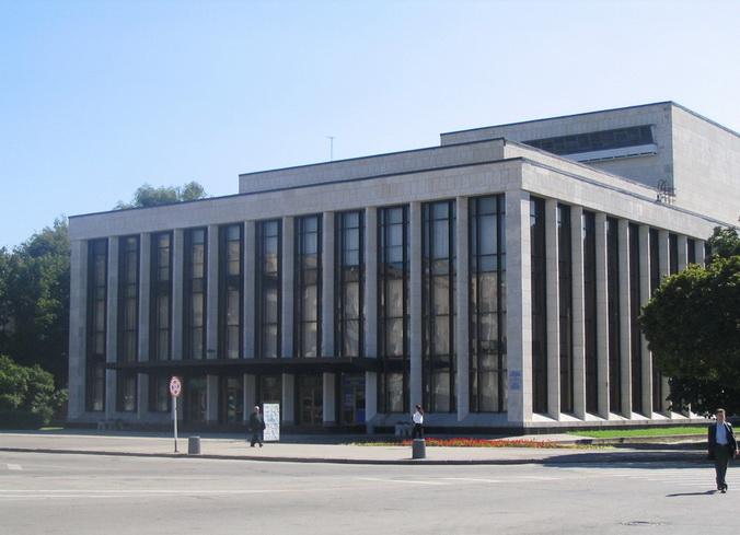 Житомирский музыкально-драматический театр