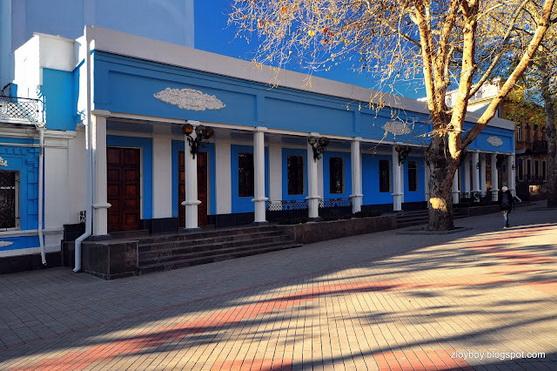 Николаевский театр драмы и музыкальной комедии