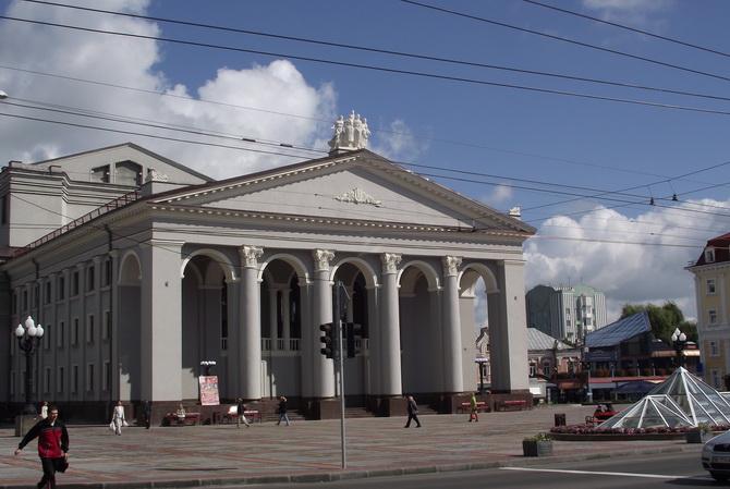 Ровенский музыкально-драматический театр