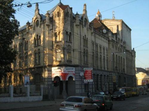 Львовский муниципальный театр
