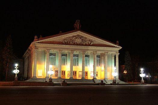 Тернопольский драматический театр