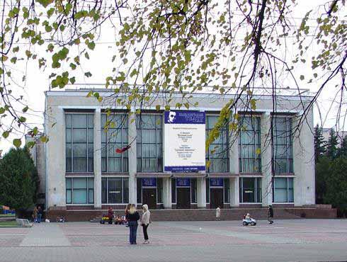Черкасский музыкально-драматический театр