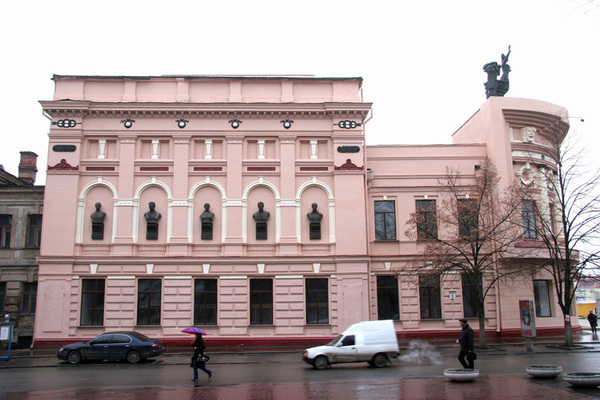 Днепропетровский музыкально-драматический театр
