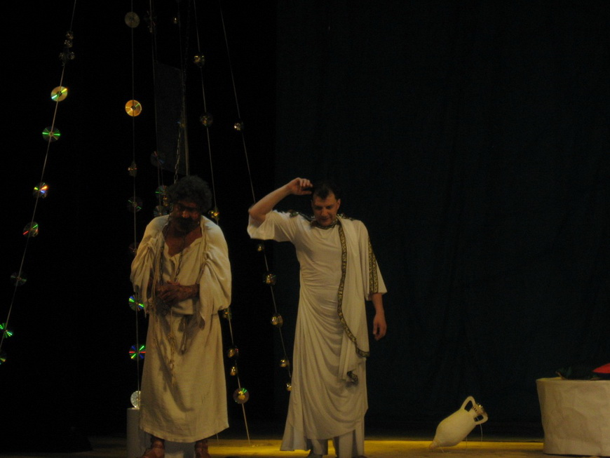 Луганский русский драматический театр