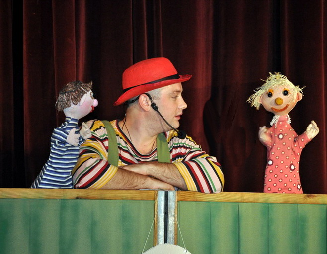 Житомирский театр кукол