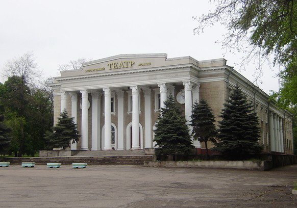 Запорожский театр молодежи
