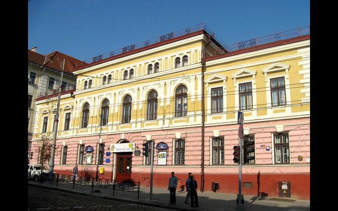 Черновицкий театр кукол