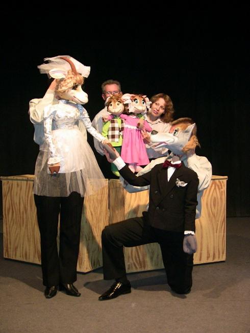 Криворожский театр кукол