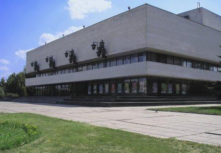Сумской театр им. Щепкина