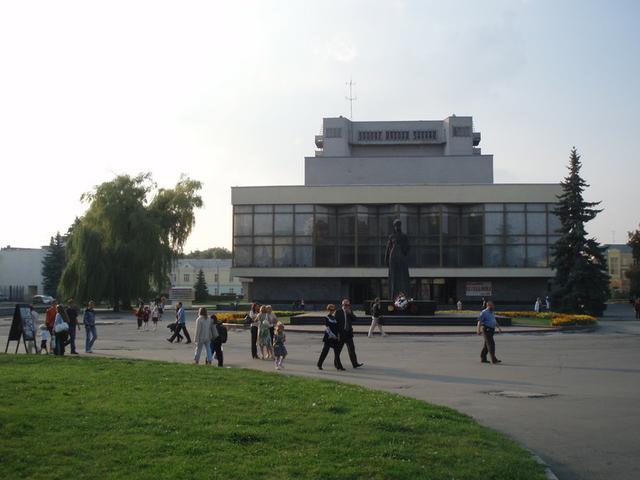 Луцкий театр им. Шевченко