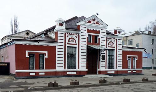 Павлоградский театр им. Б.Е. Захавы